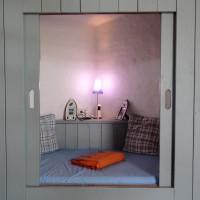 Alkovenbett zum Lesen oder als Extra-Bett